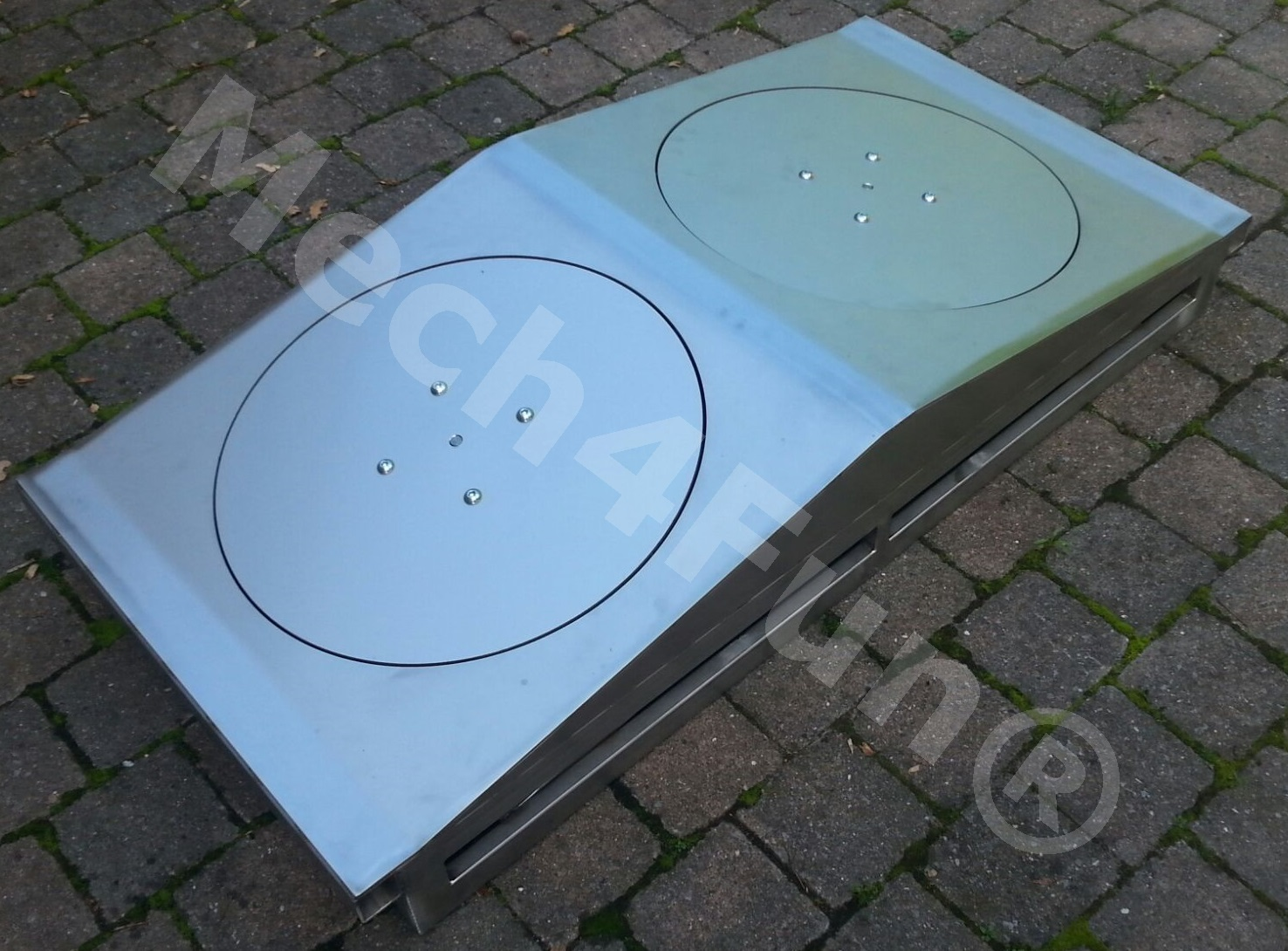 Mech4Fun Double Disc Inclinated for sale