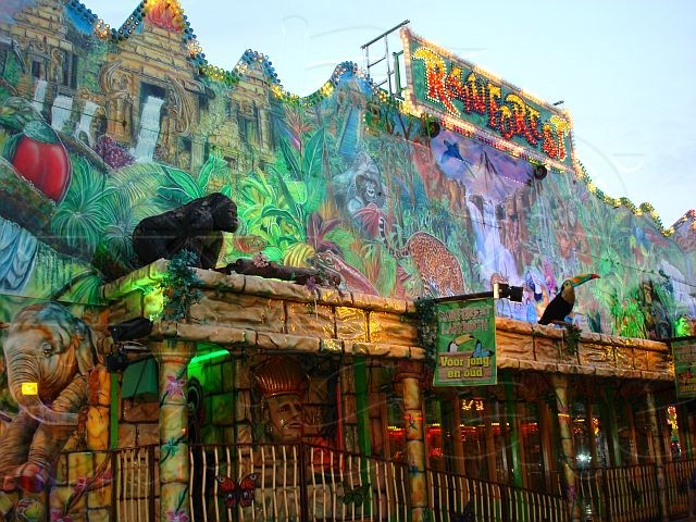 Used ride Rain Forest Maze for sale