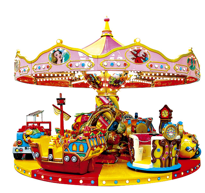 Mech4Fun Carousels for sale
