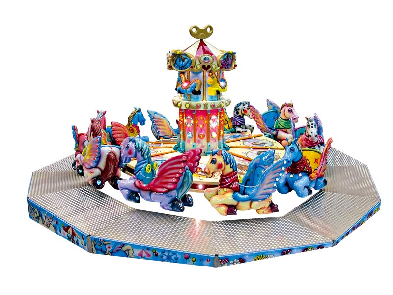 Mech4Fun Swing Kiddie Rides for sale