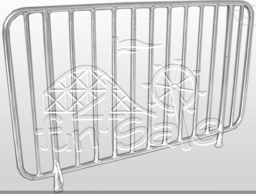 Mech4Fun Aluminium Railings for Rides for sale