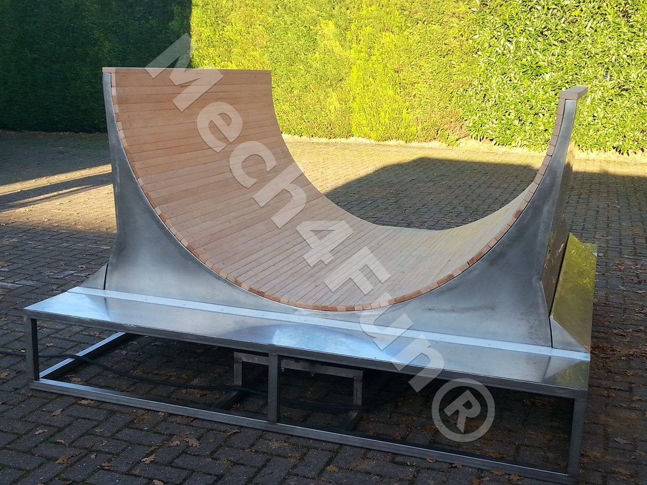 Mech4Fun Half Pipe for sale