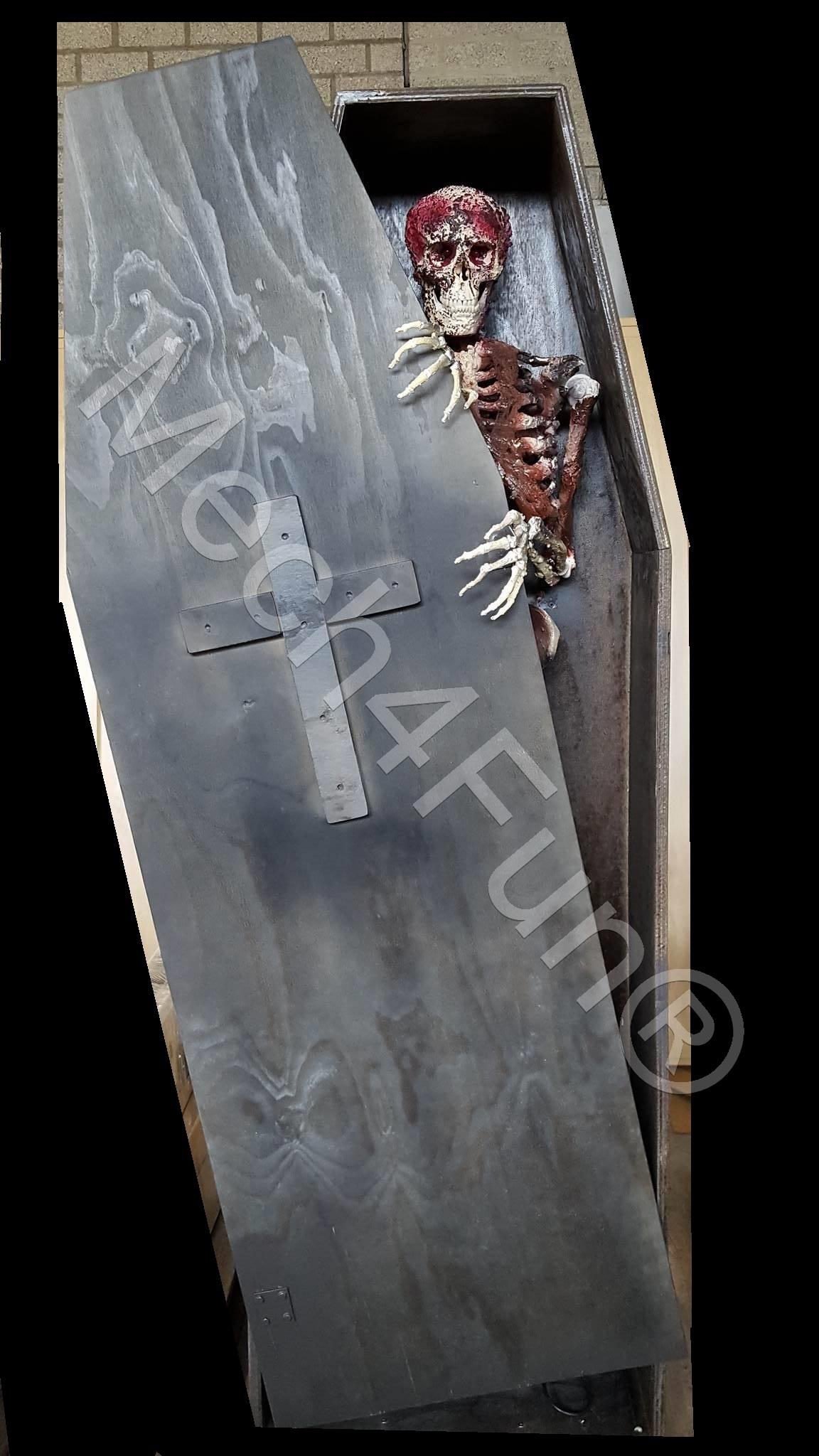 Mech4Fun Coffin for sale