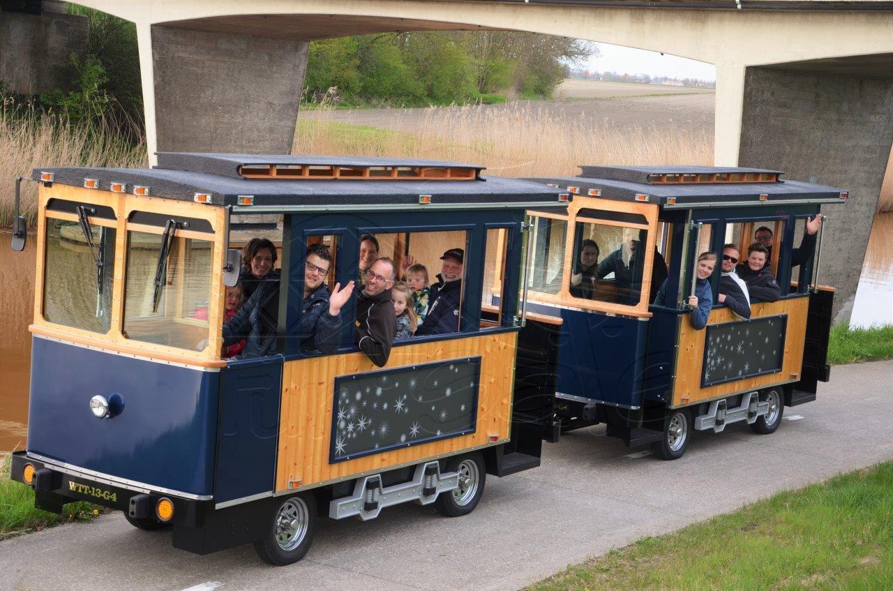 Wattman Tram Express