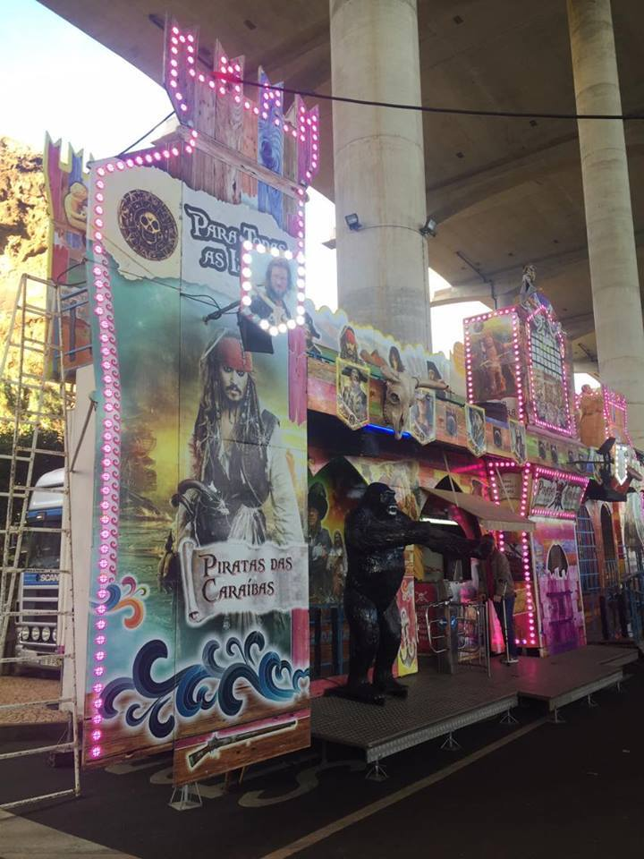 Mech4Fun Haunted House Barbisan for sale